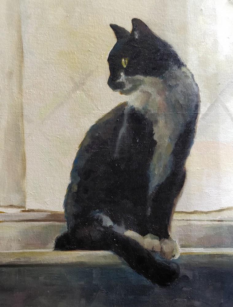 Elsie Portrait