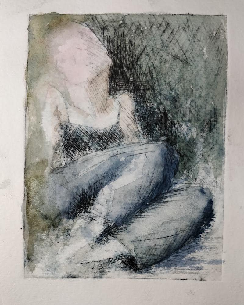 Diane (etching)
