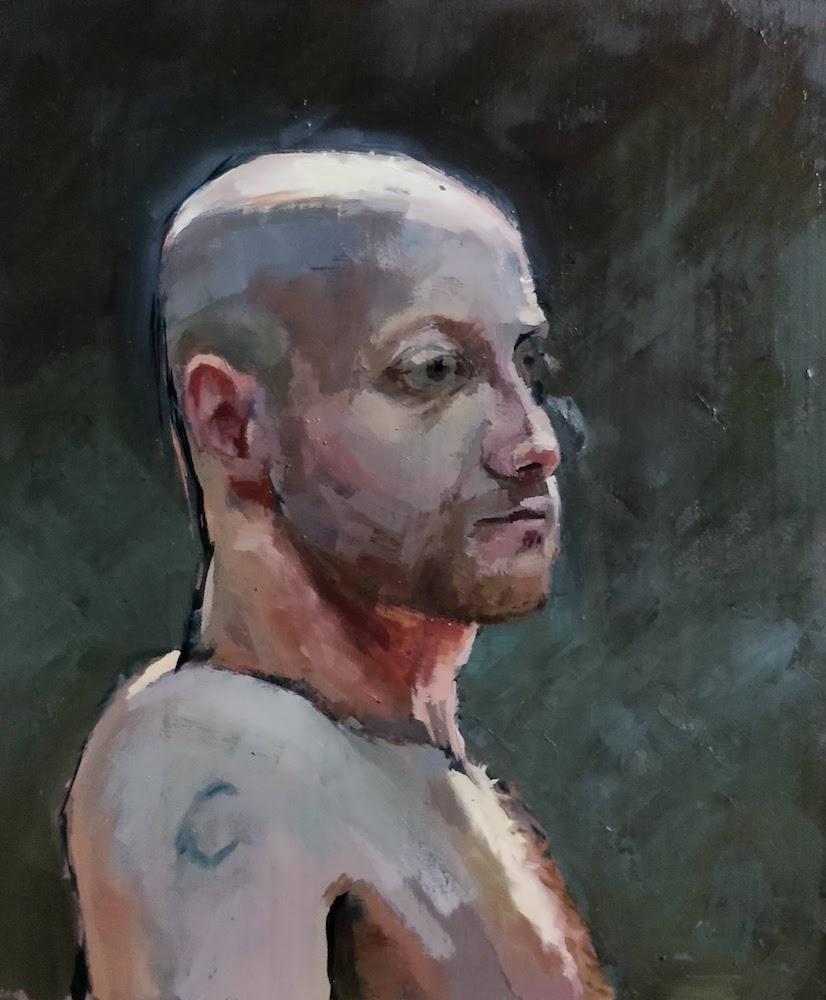 Dominic (portrait sketch)